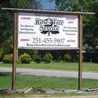 Rose's Tree Service