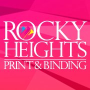 Rocky Heights Print & Binding