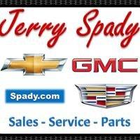 Jerry Spady Chevrolet GMC Cadillac