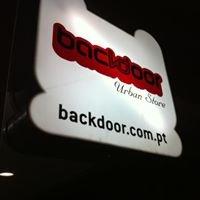 Backdoor Shop