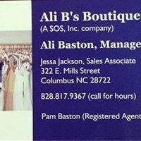 Ali B's Boutique