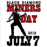 Black Diamond Miner's Day