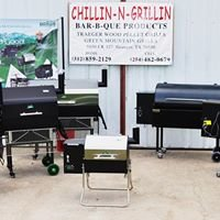 Chillin-N-Grillin BBQ Products by Terry Morrow