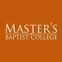 Master's Baptist College