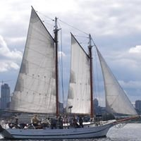 The Schooner Lavengro