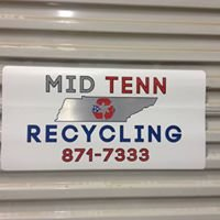 Middle Tennessee Recycling