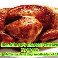 Don Alberto's Charcoal Chicken