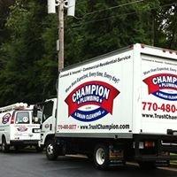 Champion Plumbing & Drain Cleaning