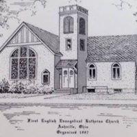 First English Lutheran Church of Ashville