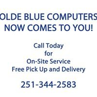 Olde Blue Computer Services, Inc.