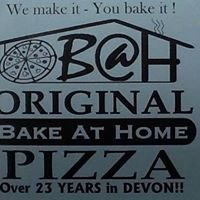 Original Bake At Home Pizza - Devon