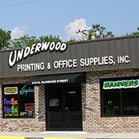 Underwood Printing & Office Supplies