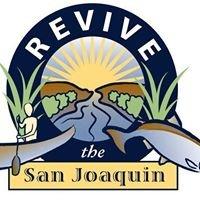 Revive the San Joaquin