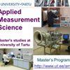 Applied Measurement Science