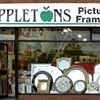 Appletons Picture Framers