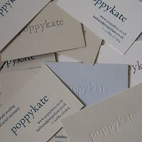 Poppykate Handmade Wedding and Social Stationery