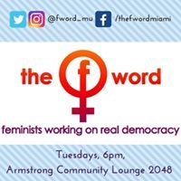 The F Word: Feminists Working on Revolutionary Democracy
