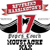Reverend Harrington's Moustache Wax