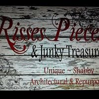 Risses Pieces and junky treasures