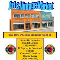Crossroads Community Market & Gallery