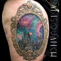 Samantha Sue Tattoos
