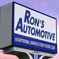 Ron's Automotive - Cascade Park
