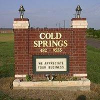 Cold Springs Self Storage - Van Alstyne, Texas