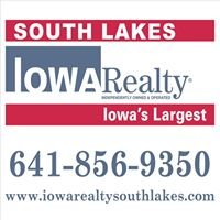 Iowa Realty South Lakes