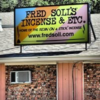 Fred Soll's Incense Store