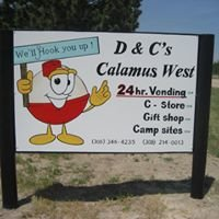 D & C's Calamus West