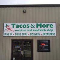 Tacos and More, Wayne Nebraska