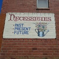 Necessities Past Present Future
