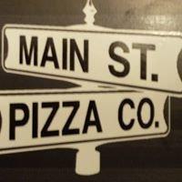 Mainstreet Pizza Co.