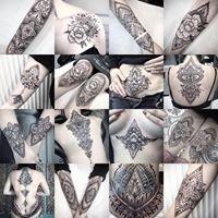 Anaïs B. Tattoo