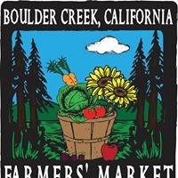 Boulder Creek Farmers Market