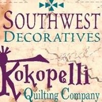 Southwest Decoratives and Kokopelli Quilting Co.