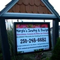 Margie's Sewing, Tailoring, Alterations & Re-designing