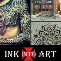 Ink into Art
