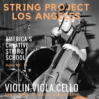 String Project Los Angeles America's Creative Music School