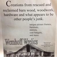 Wemhoff Wrelics