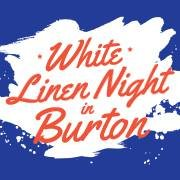 Burton White Linen Night