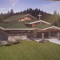Dan Walker Memorial Chapel at Golden Bell Camp