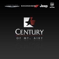 Century Chrysler Dodge Jeep Ram of Mt. Airy