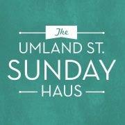 Umland Street Sunday Haus