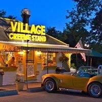 Village Creeme Stand