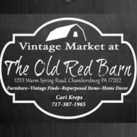 Vintage Market at the Old Red Barn