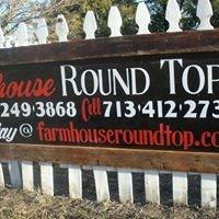 Farmhouse Round Top