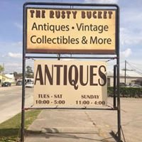 The Rusty Bucket in Crosby