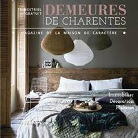 MAGAZINE DEMEURES DE CHARENTE