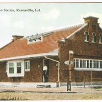 Russiaville History Station